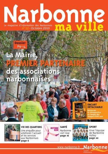 Narbonne ma ville - Octobre 2010 - Si T Jeune