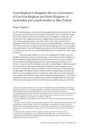 7-MV/1 - Journal of Art Historiography