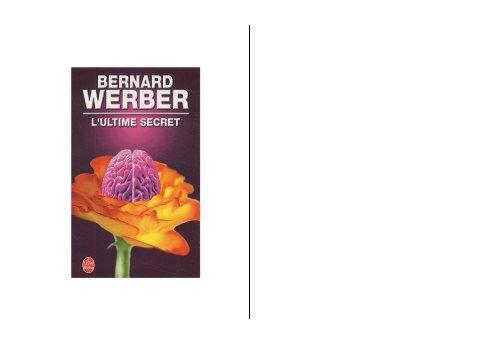 The Werber Ultimate Bernard gratuita Biblioteca Secret pdf E2e9YWbDHI