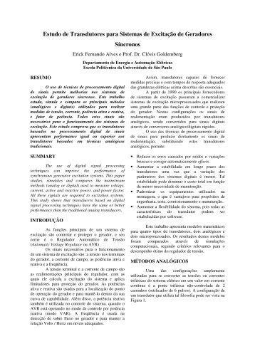 Temas de artigos cientificos