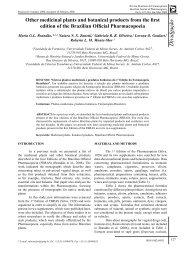 Revista Farmacognosia Vol 18 Nº 01.indd