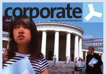 Die Verbreitung von Firmenzeitschriften wächst seit Jahren ...