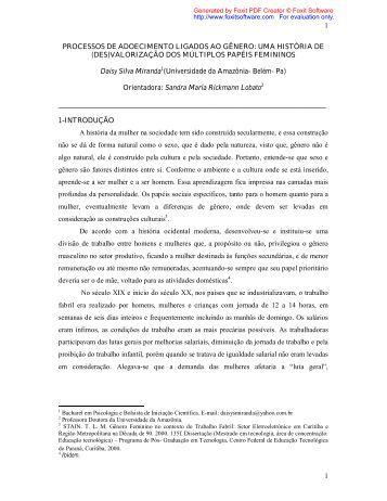 Caracteristicas do artigo cientifico