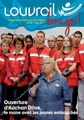 Louvroil bouge-N°52-juin-2011, télécharger
