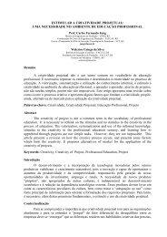 1 INTRODUÇÃO - Artigo Científico