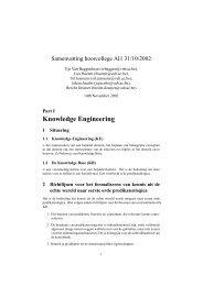 Samenvatting van de les (pdf, 43kB)