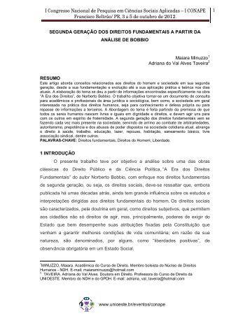 Pesquisa de artigos cientificos