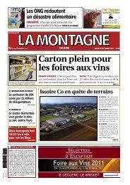 Carton plein pour les foires aux vins - Quomodo