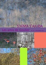 1 Page de garde S'Aima dec 2011 PDF - Les Amis de Goulier