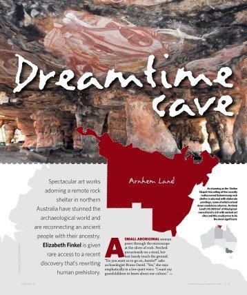 Dreamtime cave