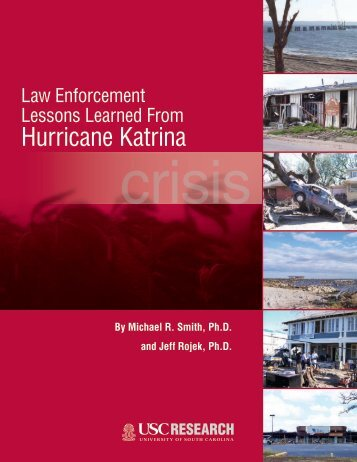 Law Enforcement Lessons Learned From Hurricane Katrina