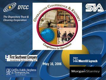 DTC Customer Focus Panel - PDF - sifma