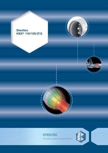 Steeltec HSX® 110/130/Z12 - messeportal