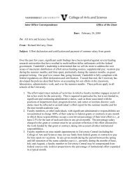 February 2008 memo from (then) Dean Richard McCarty