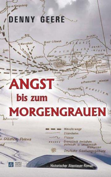 angst bis zum morgengrauen - Asaro Verlag