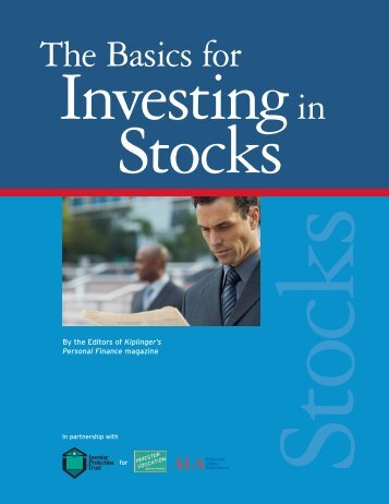 The Basics For Investing Stocks
