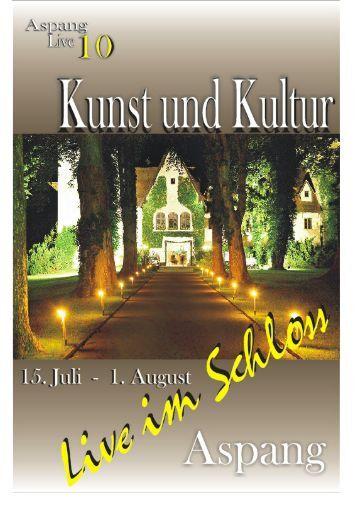 Live im Schloss - Wiener Alpen