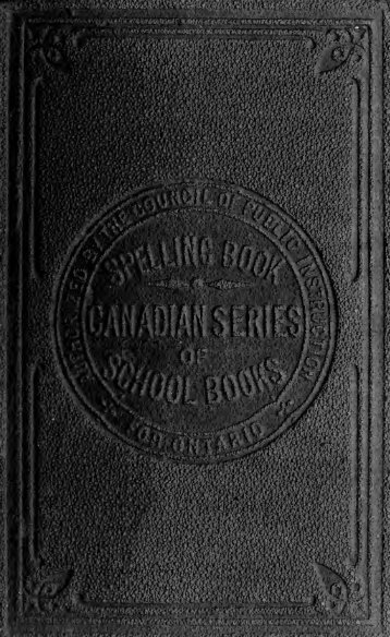The spelling-book : a companion to the readers - Index of