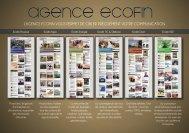 L'AGENCE ECOFIN VOUS PERMET DE CIBLER ... - Sequence Média