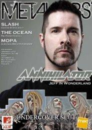 Metal Obs' numéro 39 - Avril 2010 - Noiseweb