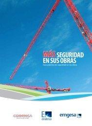 Guía práctica de seguridad en las obras - Codensa