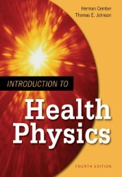 Introduction to Health Physics: Fourth Edition - Ruang Baca FMIPA UB