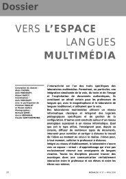 Dossier - Médialog - Académie de Créteil
