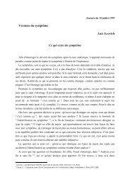 Luis Izcovich - Ecole de Psychanalyse des Forums du Champ ...