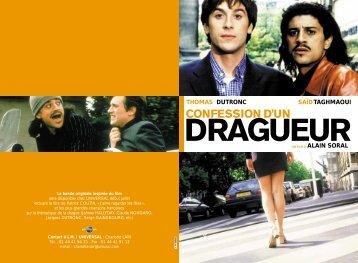 CONFESSION D'UN DRAGUEUR Télécharger le ... - Flach Film