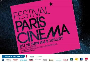 download film guide (PDF) - Paris Cinéma