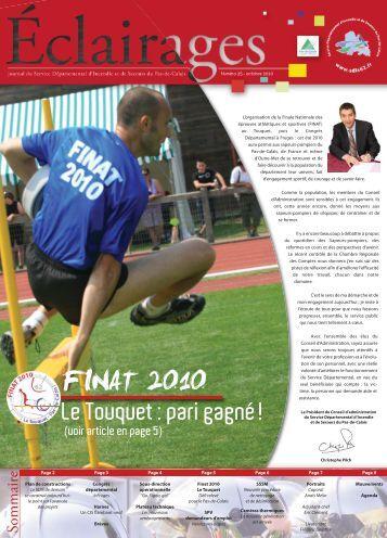 ECLAIRAGES N°25, LE JOURNAL DU SDIS62.pdf