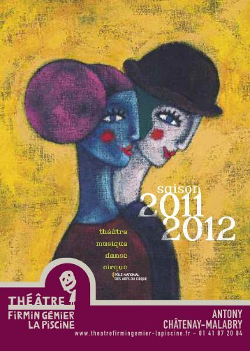 Découvrir le programme de la saison 2011 - Communauté d ...