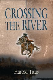 Crossing the River - The Book Locker