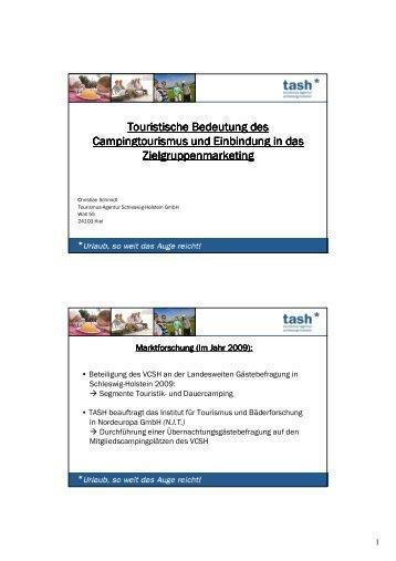 3. Vortrag von Christian Schmidt (TASH) - E-Formation GmbH
