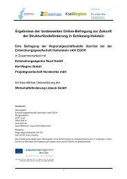 Ergebnisbericht zum Download (5,6 MB) - E-Formation GmbH