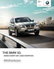 THE BMW X.