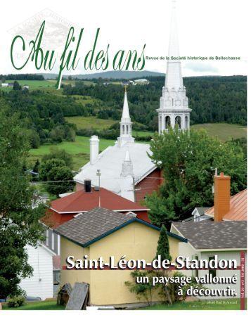 Saint-Léon-de-Standon - Société historique de Bellechasse