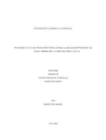 img - Archipel - UQAM