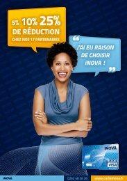 Télécharger le programme complet d'avantages de ... - Inova Réunion