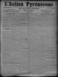 19 Janvier 1910 - Bibliothèque de Toulouse