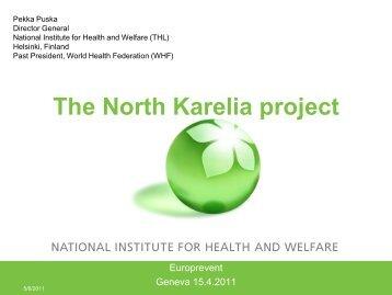 North Karelia Project