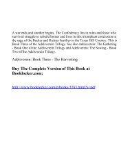 Adelsverein: Book Three - The Harvesting - The Book Locker