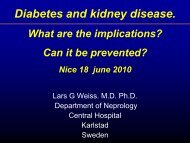 Microalbuminuria: Heeding the Alarm to Reduce Risk of ...