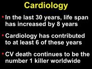 What is prevention? - European Society of Cardiology