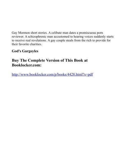 God's Gargoyles - The Book Locker