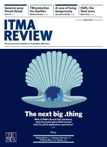 The next big .thing - ITMA