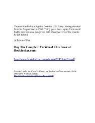 A Private War - The Book Locker