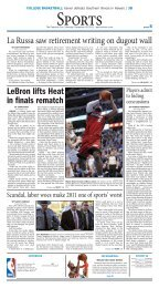 LeBron lifts Heat in finals rematch - Matchbin
