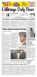 LaGrange Daily News - Matchbin