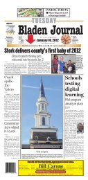 TUESDAY Stork delivers county's first baby of 2012 - Matchbin